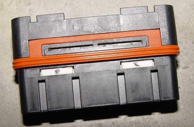 Conector ECU Yamaha Fazer 1