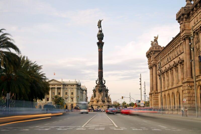 distintivo ambiental y restriciones Barcelona