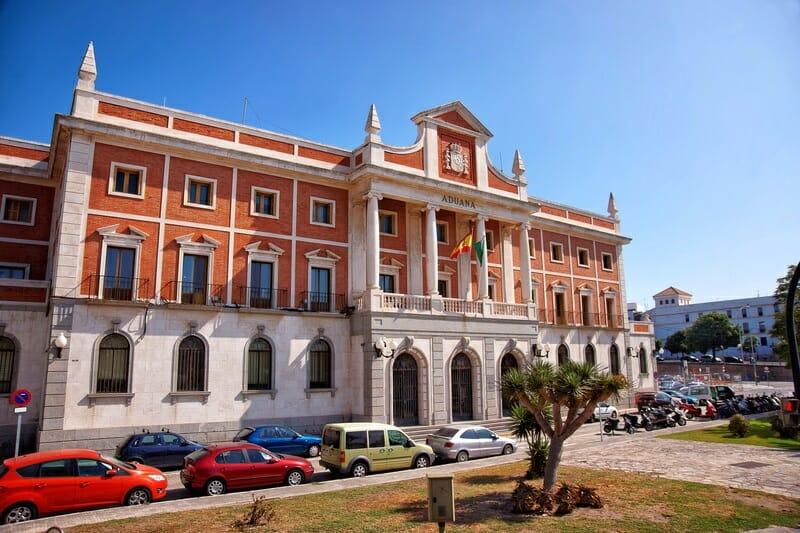 Comprar coche en canarias Aduana Cádiz