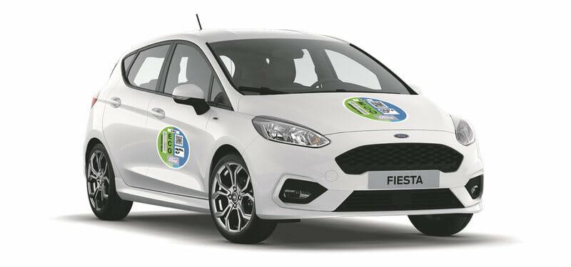Ford Fiesta a GLP